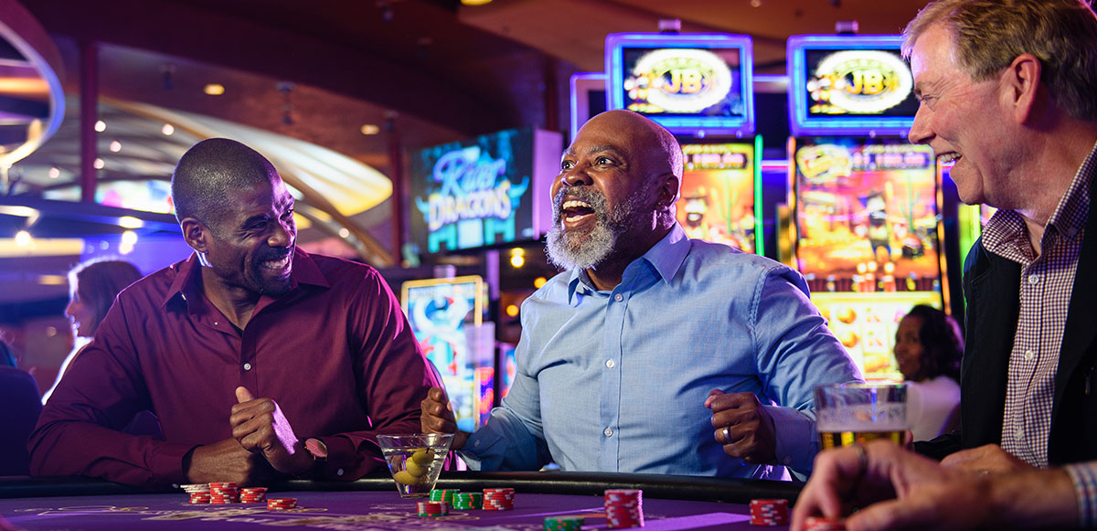 Benefit From Online Gambling